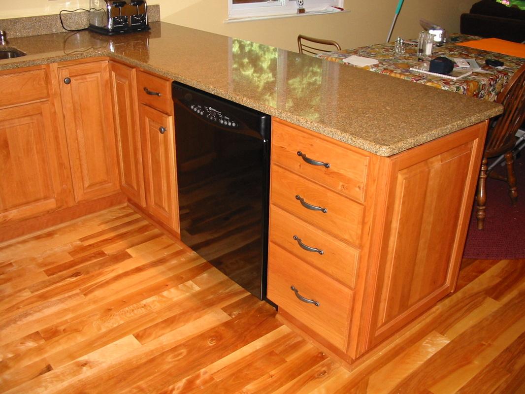 Lyptus Kitchen Cabinets